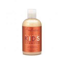 SHEA MOISTURE KIDS - MANGO & CARROT - Shampoing Nourrissant (Extra-Nourishing Shampoo) - 237ml