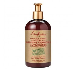 SHEA MOISTURE - MANUKA HONEY & MAFURA OIL - Après-Shampoing Hydratation Intense (Intensive Hydratation Conditioner) - 384ml S...