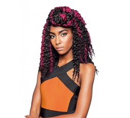 X-PRESSION- Mèche 3D Twist Braid X-PRESSION CROCHET BRAID TWIST