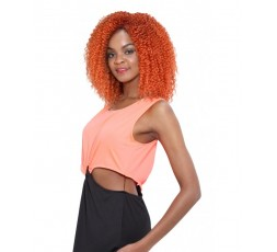 SLEEK HAIR- Tissage Silvie Weave (Afro Noble Nature) SLEEK HAIR  TISSAGE BRÉSILIEN
