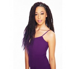 "BOBBI BOSS - Mèche Boho Water Braid 20"" BOBBI BOSS CROCHET BRAID TWIST"