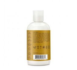 SHEA MOISTURE - RAW SHEA BUTTER - Lait Capillaire Hydratation Extrême (Extra-Moisturizing Transitioning Milk) - 237ml SHEA MO...