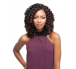 "SENSATIONNEL - Mèche Crochet Braids Jamaican Bounce 26"" (African Collection) SENSATIONNEL  CROCHET BRAID BOUCLÉ"