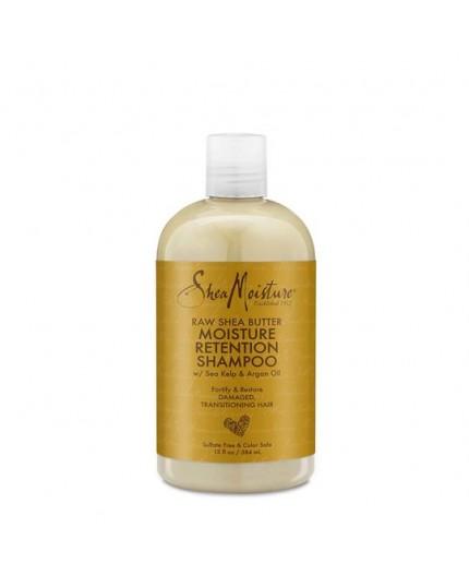 Shea Moisture Shampoing Hydratant Raw Shea Butter