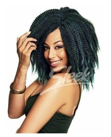 "SLEEK HAIR- Mèche Kinky Twist Marley 10"""