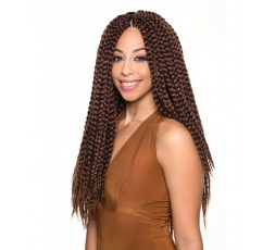 SLEEK HAIR- Mèche Mambo Box Braid SLEEK HAIR  CROCHET BRAID TWIST