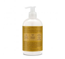 SHEA MOISTURE - RAW SHEA BUTTER - Après-Shampoing Extra-Hydratant (Restorative Conditioner) - 384ml SHEA MOISTURE ebcosmetique