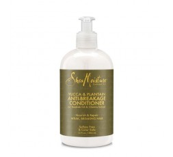 SHEA MOISTURE - YUCCA & PLANTAIN - Après-Shampoing anti-casse (Anti-Breakage Conditioner) - 384ml SHEA MOISTURE ebcosmetique