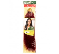 X-PRESSION - Mèche Crochet Braids Dominican Blow Out Straight (lisse) X-PRESSION CROCHETS BRAIDS