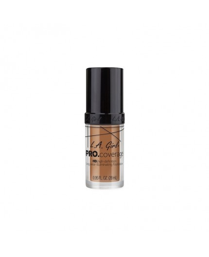 L.A GIRL - Pro Coverage Foundation (Fond De Teint Liquide)