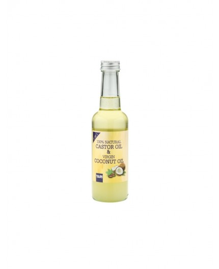 Yari huile de ricin & huile de coco