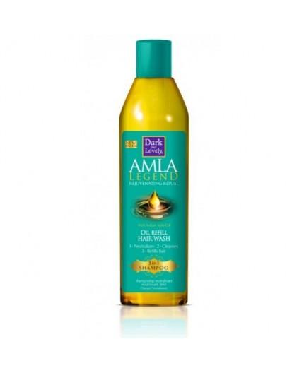 Dark And Lovely- Amla Legend Shampoing 3 en 1