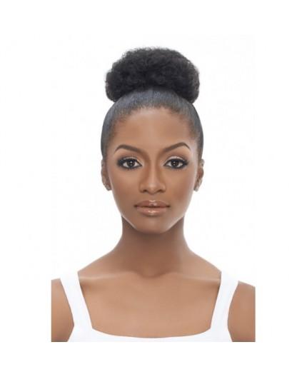 Donna Clara - Postiche Chignon Petit Afro Puff (Afro Combi Petit)