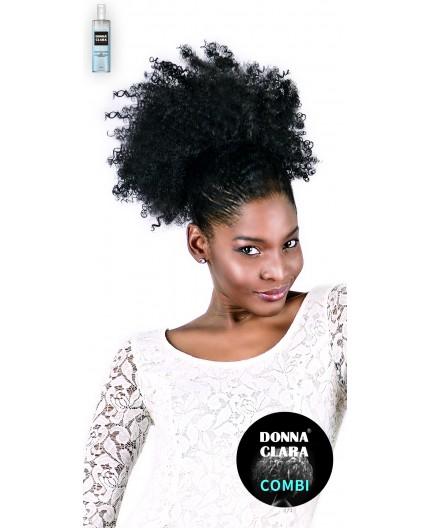 Donna Clara - Postiche Chignon Crépus New Afro Pop Combi