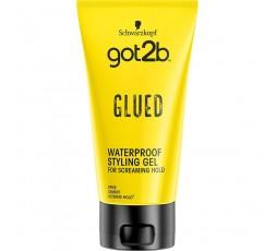 SCHWARZKOPF  Got2b Gel Waterproof Fixation Forte