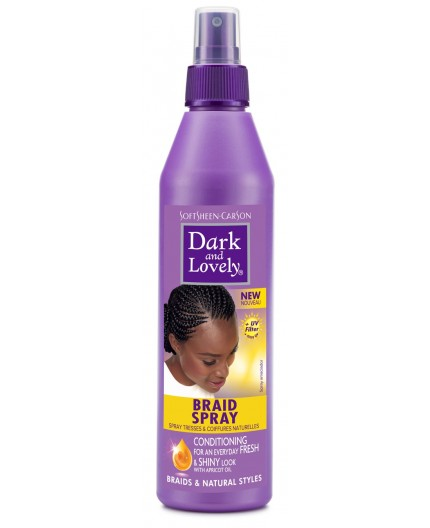 Dark And Lovely- Braid Spray