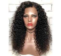 EB VIRGIN HAIR - Perruque Lace Frontal BLACKBERRY - 100% Vierge  PERRUQUE BRÉSILIENNE