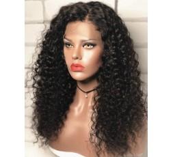 EB VIRGIN HAIR - Perruque Lace Frontal BLACKBERRY - 100% Vierge  PERRUQUE BRÉSILIENNE