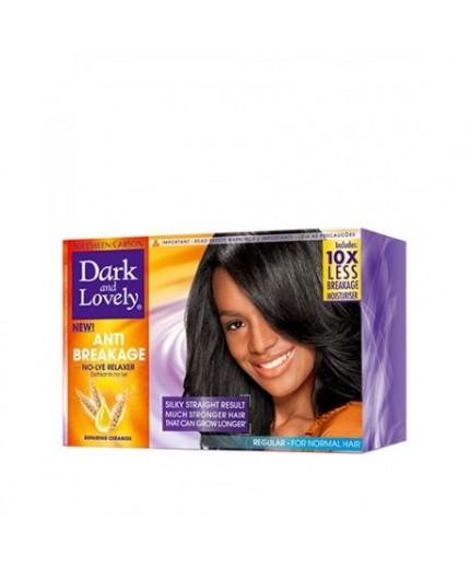 Dark And Lovely- Défrisage Anti Casse Sans Soude