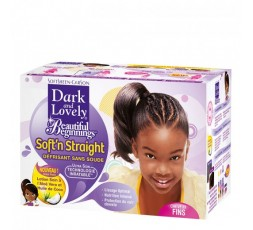 Dark And Lovely- Défrisage Enfant DARK AND LOVELY GAMME ENFANT