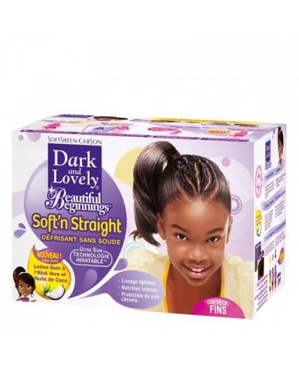 Dark And Lovely- Défrisage Enfant