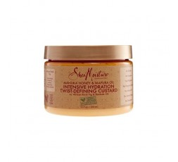 SHEA MOISTURE - MANUKA HONEY & MAFURA OIL - Gel Définition (Intensive Hydratation Twist-Defining Custard) - 354ml SHEA MOISTU...