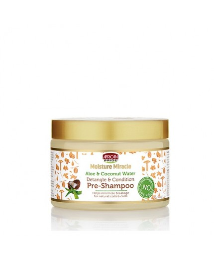 African Pride - Avant-Shampoing Texture Miracle (340ml)