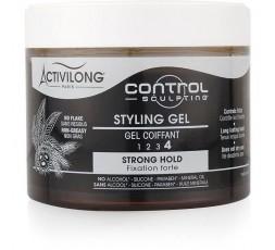 Activilong - Gel Coiffant Force 4 Fixation Forte (300 ml) ACTIVILONG GEL