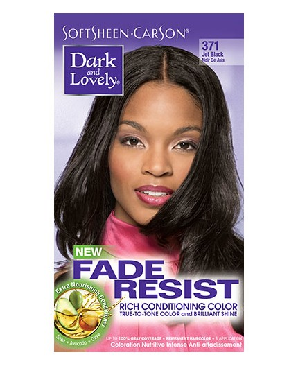 Dark And Lovely - Coloration Permanente