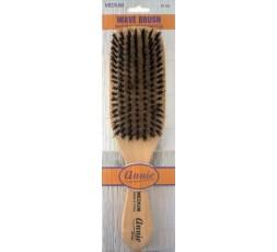 ANNIE- Brosse Poils Dur Medium (Wave Brush) ANNIE PERRUQUE PROMO