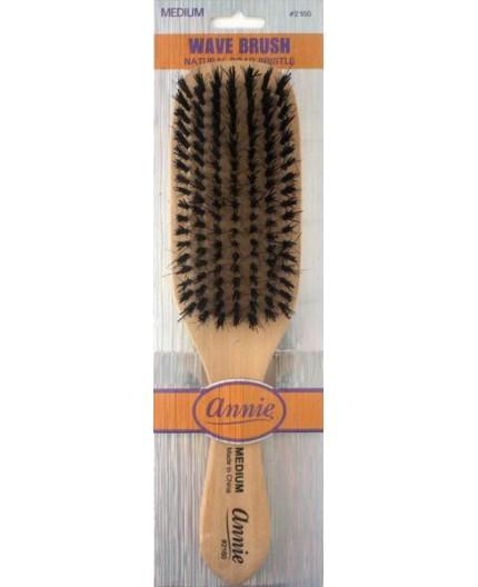 ANNIE- Brosse Poils Dur Medium (Wave Brush)