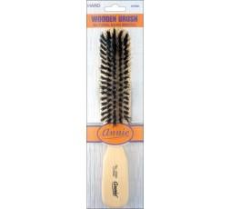 ANNIE- Brosse Au Poils Dur (Wooden Brush) ANNIE ACCESSOIRES MÈCHES & TISSAGES