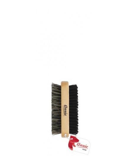 ANNIE- Brosse Double Face Poils De Sanglier (Military Brush)