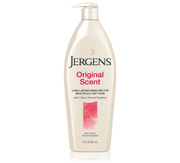 JERGENS - Lait Hydratant A L'amande Douce et Cerise (Original Scent) JERGENS  ebcosmetique