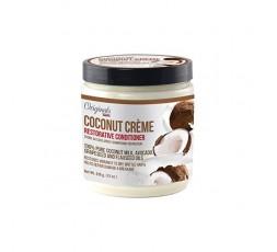 AFRICA'S BEST COCONUT CRÈME- Après Shampoing Réparateur AFRICA'S BEST  MASQUE