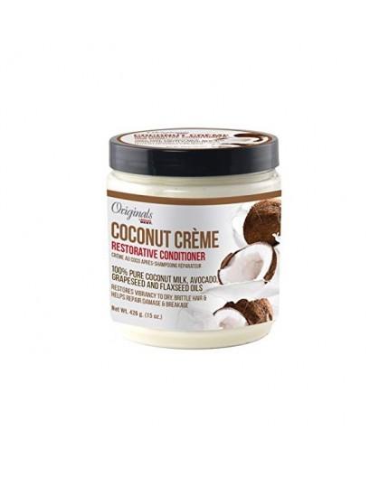AFRICA'S BEST COCONUT CRÈME- Après Shampoing Réparateur