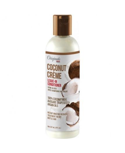 AFRICA'S BEST COCONUT CREME- Après Shampoing Sans Rinçage