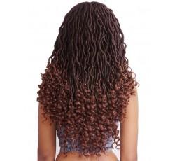 SLEEK - Mèche Crochet Braids Jamaica Canna Fausses Locks SLEEK HAIR  MECHES POUR LOCKS