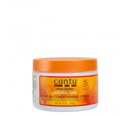 CANTU - NATURAL HAIR - Démêlant sans rinçage Karité (Leave-in Conditioning Cream) - 340g
