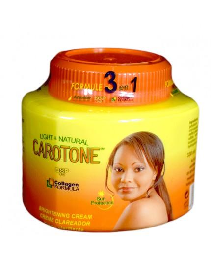 CAROTONE- Crème Clarifiant 3 en 1