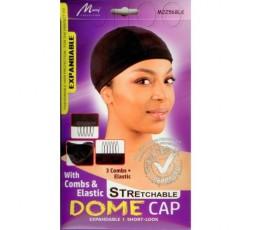 MURRY COLLECTION- Bonnet Pour Tissage Extensible (Dome CAP M2256BLK)