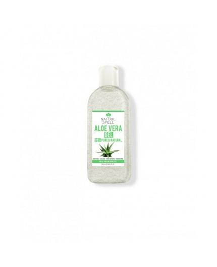 NATURE SPELL- Gel d'Aloe Vera 99% Pure