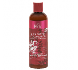 LUSTER'S PINK SHEA BUTTER & COCONUT OIL- Après Shampoing Nourrissant PINK  APRÈS-SHAMPOING