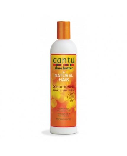 CANTU - NATURAL HAIR - Lait Capillaire au Beurre de Karité (Conditioning Creamy Hair Lotion) - 355ml