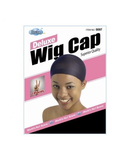 DREAM- Bonnet Pour Perruque Noir X2 (wig cap)