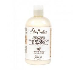 SHEA MOISTURE - COCONUT OIL - Shampoing Hydratant (Daily Hydratation Shampoo) - 384ml SHEA MOISTURE ebcosmetique