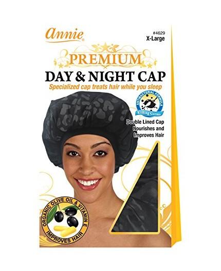 ANNIE- Bonnet De Jour & De Nuit X-Large 4629