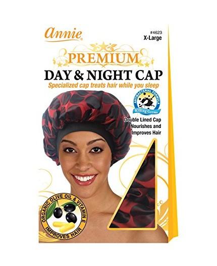 ANNIE Bonnet De Jour & De Nuit X-Large 4623
