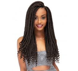 "JANET COLLECTION - Mèche Crochet Braids Ghana Faux Locs 20"" JANET COLLECTION  ebcosmetique"