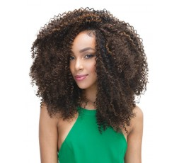 "JANET COLLECTION- Mèche Crochet Braids 4A Bohemian Braid 12"" JANET COLLECTION  CROCHET BRAID BOUCLÉ"